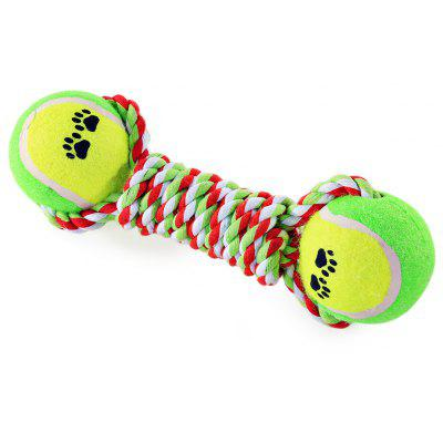 Cotton Knot Rope Dog Pet Toy