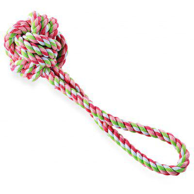 Weave Cotton Rope Pet Toy