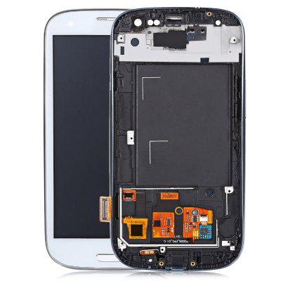 Replacement LCD Screen Assembly Frame for Samsung S3 I9305