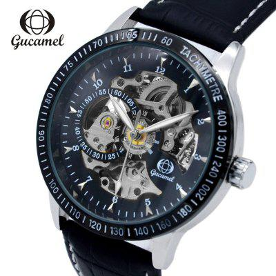 Gucamel G024 Men Auto Mechanical Watch