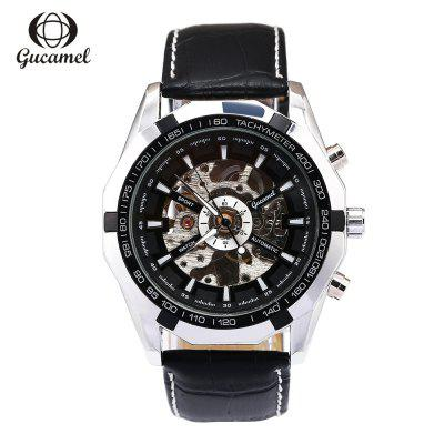 Gucamel G043 Men Auto Mechanical Watch