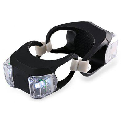 2pcs LED Flash Bicycle Rear Light