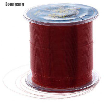 Eoongsng 500M Monofilament PE Fishing Line Fish Tackle