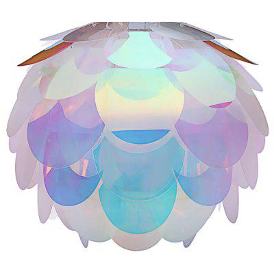 50PCS Colorful IQ Lampshade