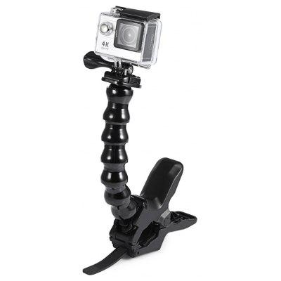 ZWD Action Camera Jaws Flex Clamp Mount
