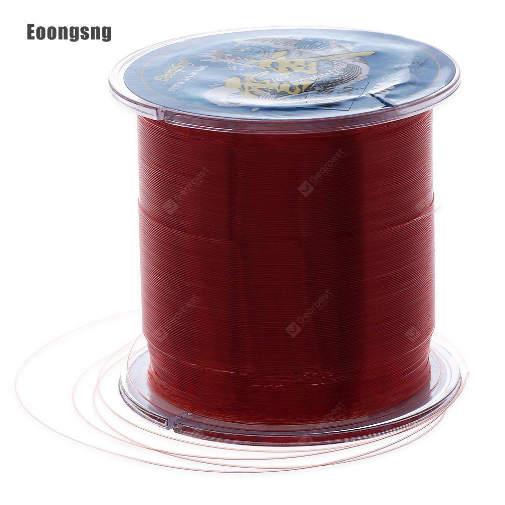 Eoongsng 500M Monofilament PE Fishing Line Fish Tackle - $3.76 Free ...
