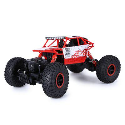 HB P1801 24GHz Remote Control Car RED