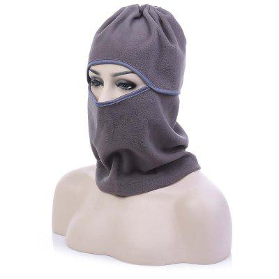 Winter Outdoor Cycling Thermal Fleece Hat