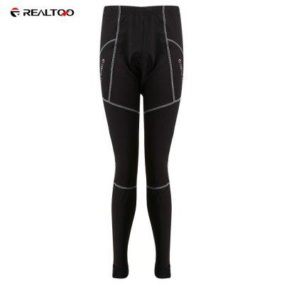 REALTOO Fleece Cycling Pants