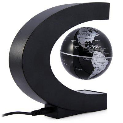 Novelty C Shape Magnetic Levitation Floating Globe ToyNovelty Toys<br>Novelty C Shape Magnetic Levitation Floating Globe Toy<br><br>Age Range: &gt; 6 years old<br>Material: Plastic<br>Package Contents: 1 x C Shape Magnetic Levitation Floating Globe, 1 x Power Adapter, 1 x English Manual<br>Package Size(L x W x H): 21.50 x 21.50 x 10.00 cm / 8.46 x 8.46 x 3.94 inches<br>Package weight: 0.5340 kg<br>Product Size(L x W x H): 17.50 x 5.00 x 17.30 cm / 6.89 x 1.97 x 6.81 inches<br>Product weight: 0.2610 kg