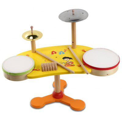 youlebi Kids Musical Jazz Drum