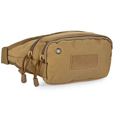 Camp Travel Shoulder Crossbody Waist Bag for MenWaist Packs<br>Camp Travel Shoulder Crossbody Waist Bag for Men<br><br>Closure Type: Zipper<br>External Material: Oxford<br>Gender: For Men<br>Handbag Type: Waist Bag<br>Internal Material: Oxford<br>Package Contents: 1 x Bag<br>Package size (L x W x H): 32.50 x 7.00 x 14.50 cm / 12.8 x 2.76 x 5.71 inches<br>Package weight: 0.1715 kg<br>Pattern Type: Print<br>Product size (L x W x H): 32.00 x 6.50 x 14.00 cm / 12.6 x 2.56 x 5.51 inches<br>Product weight: 0.1490 kg<br>Style: Casual