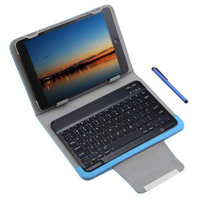 3 in 1 Universal Bluetooth Keyboard Tablet Protective Case with Stander for iOS / Android / Windows 9 / 10 inch