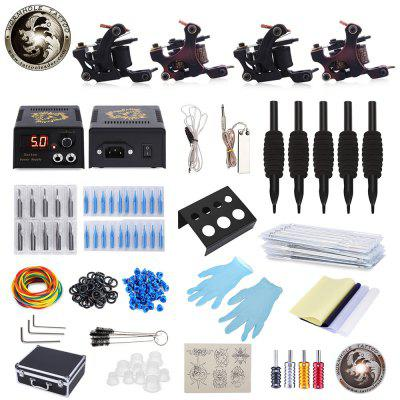 WORMHOLE TATTOO PX110018 Kit Needles Grips Power Supply Accessories