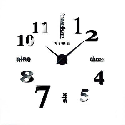 M.Sparkling DIY Digital Wall Clock
