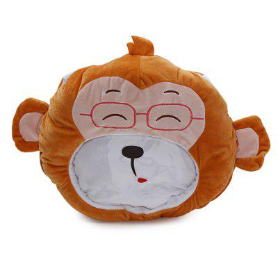 Cute Visible Cell Phone Screen Hand Warmer Pillow Gift
