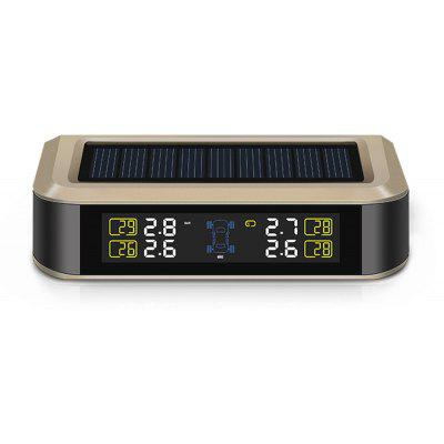 Solar Tire Pressure Monitoring System
