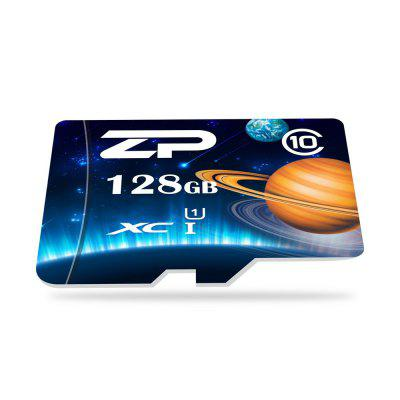 ZP Planet Micro SDXC Memory CardMemory Cards<br>ZP Planet Micro SDXC Memory Card<br><br>Brand: ZP<br>Memory Capacity: 32G<br>Package Contents: 1 x  ZP Micro SDXC Card, 1 x Card Reader, 1 x Card Cover<br>Package size (L x W x H): 5.00 x 4.00 x 0.60 cm / 1.97 x 1.57 x 0.24 inches<br>Package weight: 0.052 kg<br>Product size (L x W x H): 1.50 x 1.20 x 0.10 cm / 0.59 x 0.47 x 0.04 inches<br>Product weight: 0.001 kg<br>Read Speed: 80MB/s<br>Support 4K Video Recording: Yes<br>UHS Speed Class: UHS-3