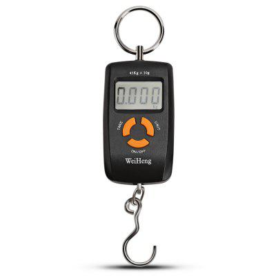 WeiHeng WH-A05L 45kg Capacity Portable Mini Electronic Scale