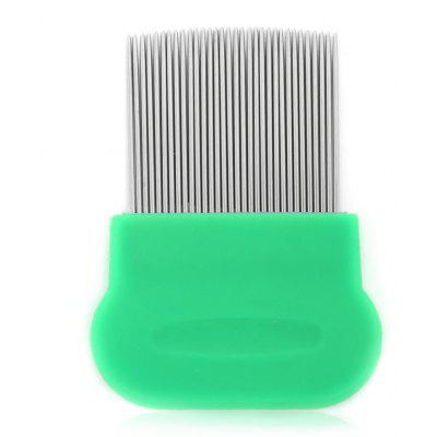Pet Dog Cat Fine-toothed Comb Cleaning Lice Flea Brush