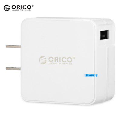 ORICO QCW - 1U 18W QC 2.0 Single USB Output Wall Adapter