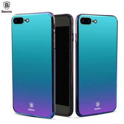 Baseus Glass Case Super Slim PC Cover for iPhone 7 Plus