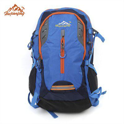 HUWAIJIANFENG Men Women Outdoor Climbing Backpack