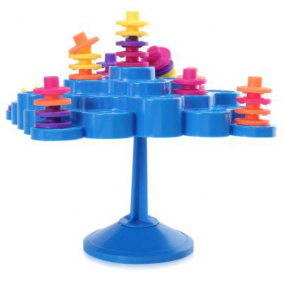 Kids Balance Tree Patience Training Developmental Toy