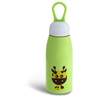 360ML Cute Belly Stainless Steel Vacuum Bottle Cup