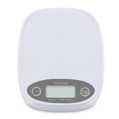 WeiHeng WH-B12 1g / 7kg Electronic Kitchen Scale