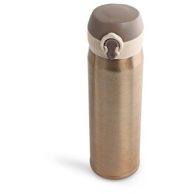 500ML Bounce Cap Stainless Steel Double Wall Vacuum Bottle Cup