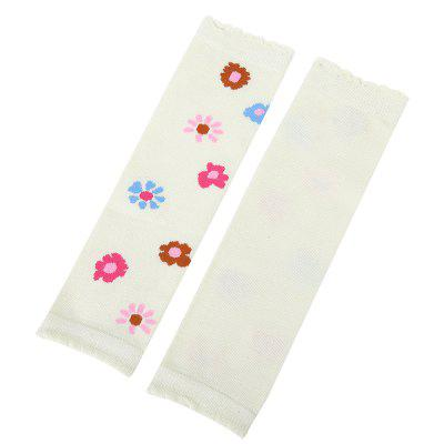 Fresh Style Floral Flounce Embellished Kneepads Socks for Babybaby clothing accessories<br>Fresh Style Floral Flounce Embellished Kneepads Socks for Baby<br><br>Gender: Girl<br>Item Type: Kneelet<br>Material: Cotton, Polyester<br>Packabe Contents: 1 x Pair of Kneepads<br>Package size (L x W x H): 14.00 x 11.00 x 4.00 cm / 5.51 x 4.33 x 1.57 inches<br>Package weight: 0.065 kg<br>Pattern: Floral<br>Product size (L x W x H): 28.00 x 10.00 x 3.00 cm / 11.02 x 3.94 x 1.18 inches<br>Product weight: 0.039 kg