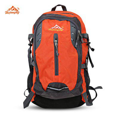 HUWAIJIANFENG Unisex Outdoor Climbing Backpack