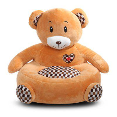 Lovely Sofa Chairs Plush Toy Floor Seat Cushion Birthday Gift