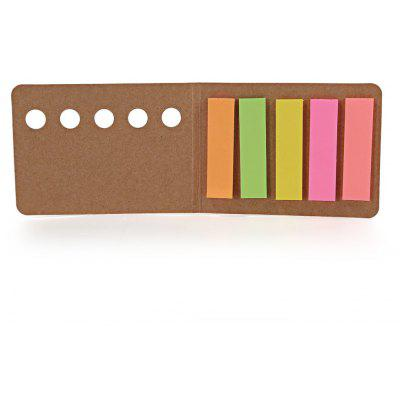 Bookmark Marker Memo Flags Index Tab Sticky Note Variety Pack