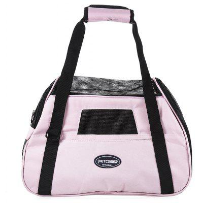 PETCOMER Portable Pet Travel Carrier Bag