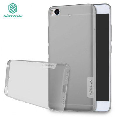 NILLKIN Natural Series TPU Transparent Case for Xiaomi 5S