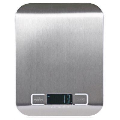 5000g / 1g Digital LCD Electronic Kitchen Scale