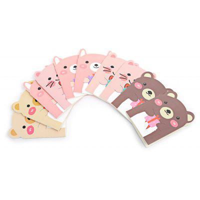 Cute Little Bear Book Child Notepad