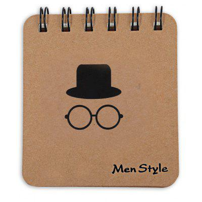 Coil Notepad Notebook Diary Memo Stationery