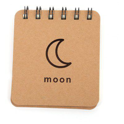 Coil Notepad Pocket Diary