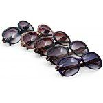 S.K.T Ladies Polarized Sunglasses - COFFEE