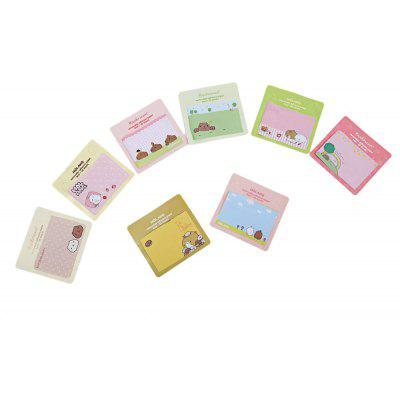 Post-it Sticky Notes Bookmark Marker Memo Flags Index Tab