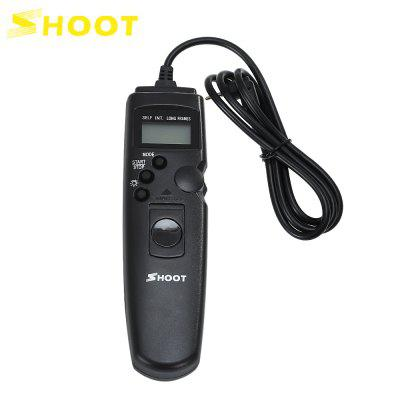 SHOOT DMW - RS1 Timer Shooting Shutter Release Remote Control