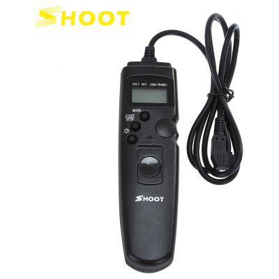 SHOOT RM - S1AM Timer Shooting Shutter Release Remote Control