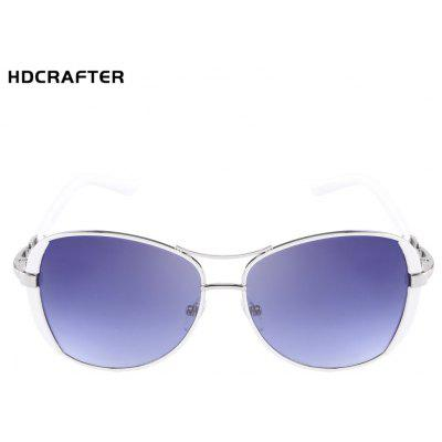 HDCRAFTER Women Oversized Design Sunglasses