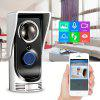 iSmartBell WiFi Doorbell with High Definition Camera - SILVER