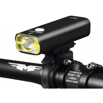 GACIRON USB Rechargeable Bike Front Flashlight Headlight