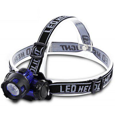LEO Water Resistant Head Light