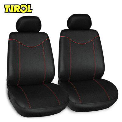 TIROL 6pcs Universal Car Seat Covers